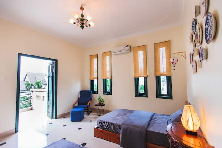 2xBR @Mayvilla★Cozy, Bright & Peaceful ★4 guests