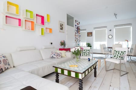 Beautiful apartment, center of Zeist near Utrecht.
