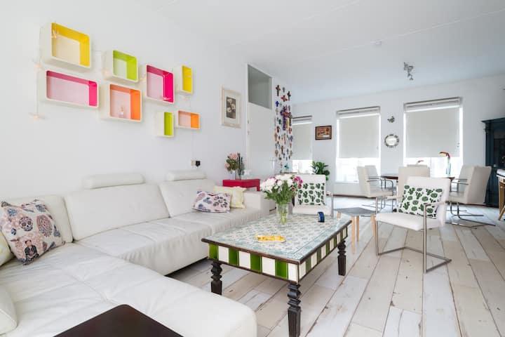 Beautiful apartment, center of Zeist near Utrecht.