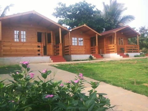 Dreamland Wooden Cottages