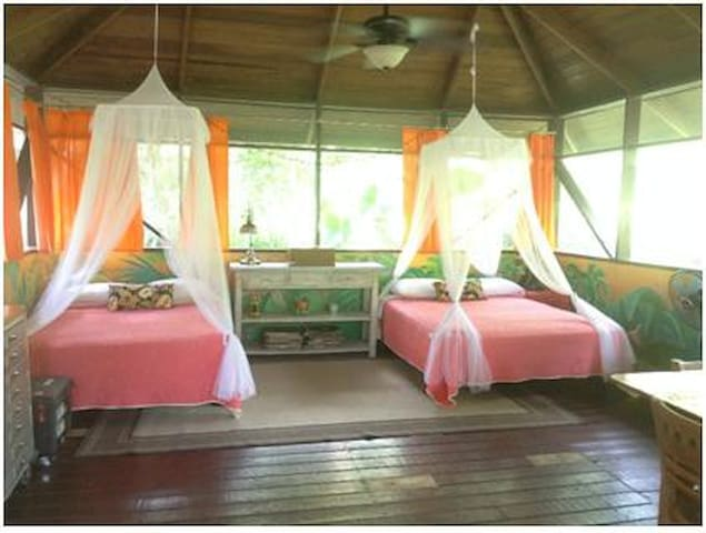 Jungle Getaway! /Puerto Rico/Bungalow - Naguabo - Bungalow
