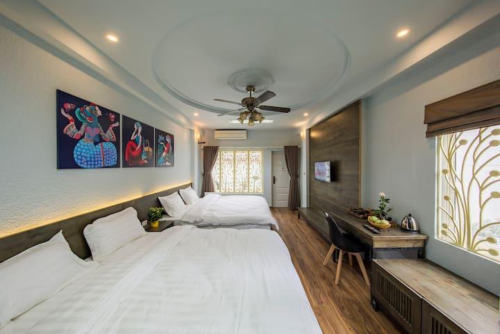 Moon cactus homestay-5 bedrooms- 18 pax maximum