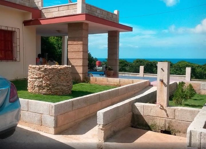 La Cabana by the beach