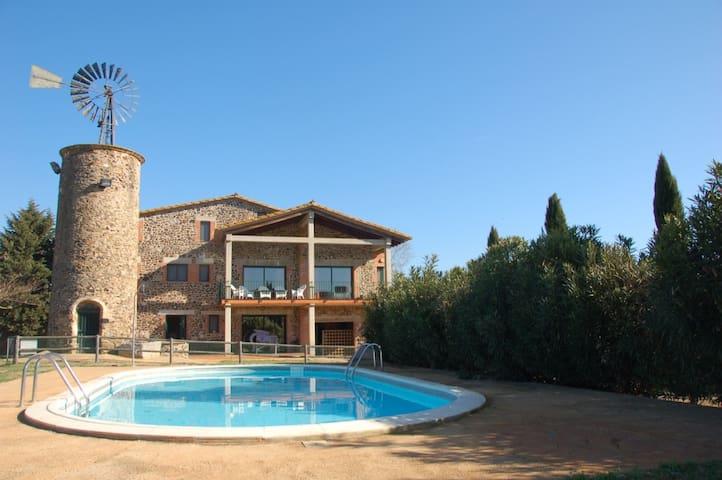 Villa Vilovi Budhaholidays - Estanyol - Annat