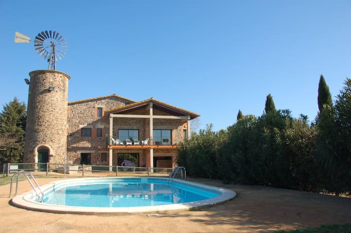 Villa Vilovi Budhaholidays - Estanyol