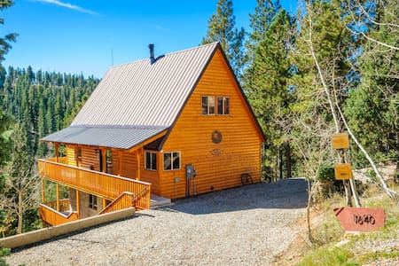 Triebold`s Getaway- Sleeps 6 max 8 - Duck Creek Village - Kisház