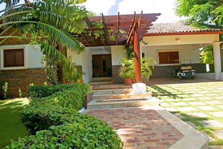 Great Villa in the best RESORT.