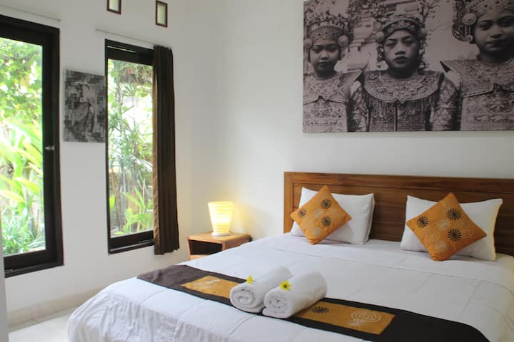 Ubud Room's B&B Uniqueness in simplicity