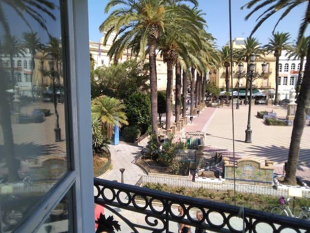 Plaza de la Laguna - Ayamonte - Huelva