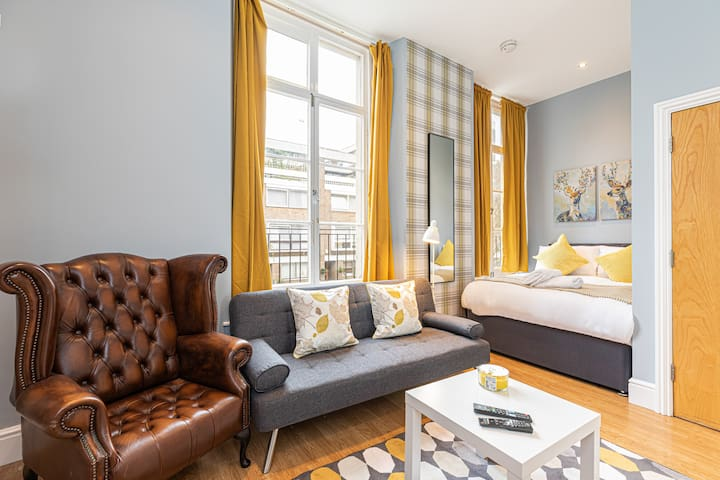 Modern Studio near Marble Arch and Oxford street