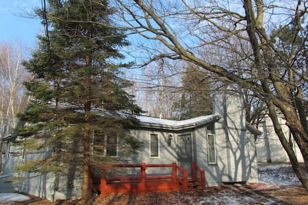 Cozy Pocono Cottage near Jack Frost and Jim Thorpe - Albrightsville - Dom
