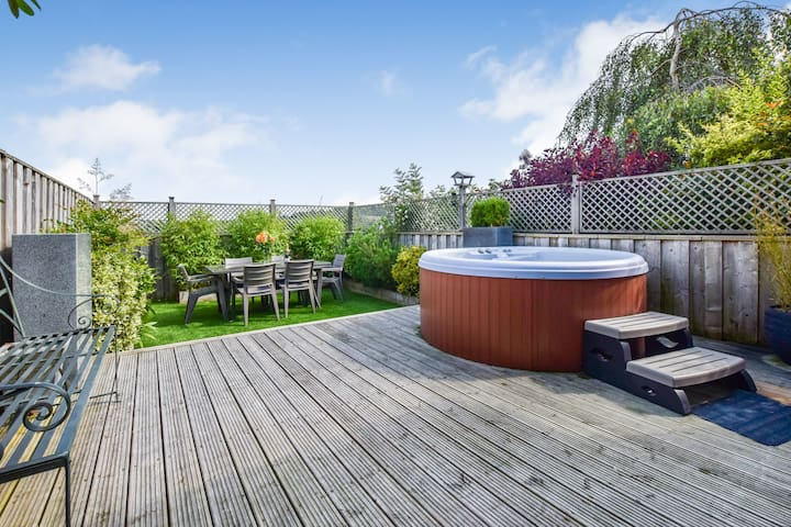 Meadow View, Hot Tub, Avon Farm Estate