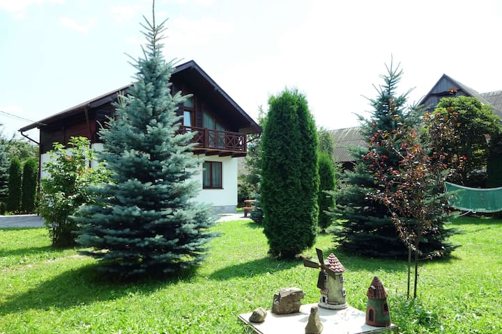 "Cottage ""Chalet Gorgan"" with 2 bedrooms"