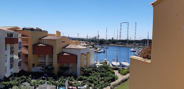 Joli T2-36 m2 Quartier Port Malfato, Cap d'Agde