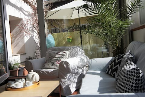 Large apartment near Innsbruck (25 min)