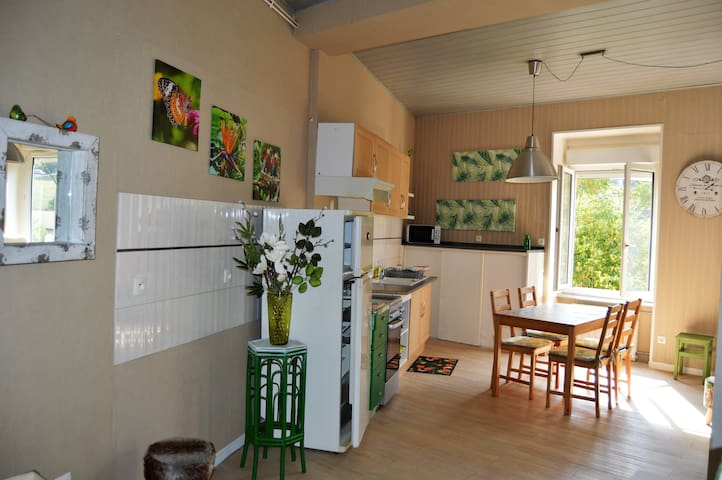 "Bourg-Argental Maison ""zen"""