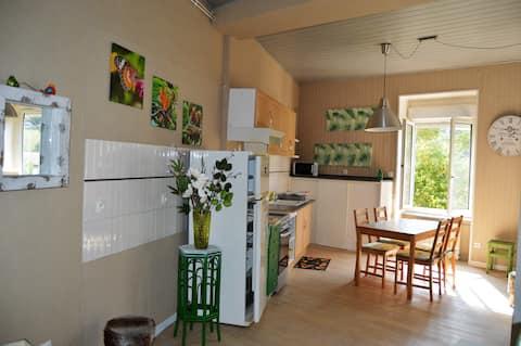 Casa Zen Bourg-Argental