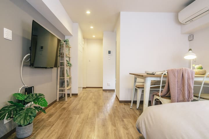 Shinjuku Area 5 min to Sta. Brand New Studio[S4B]
