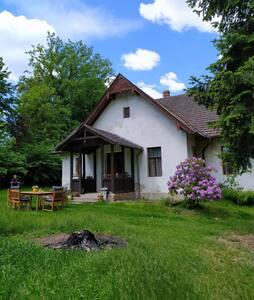 Kouzelný dům v jižních Čechách