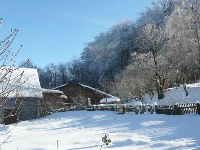 Ferien auf dem Bauernhof - Kierspe - Квартира