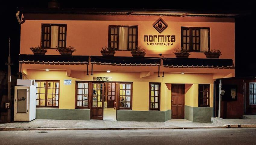 Hospedaje Normita, tu hogar en la montaña