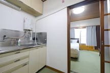 T: 205 Shinjuku 10minutes Quiet Comfortable Room