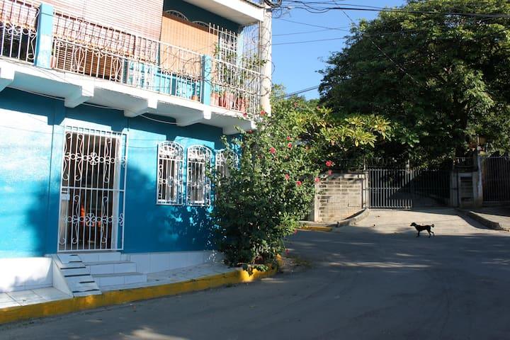 Casa de Julia: Guest Bedroom - San Juan del Sur - Leilighet