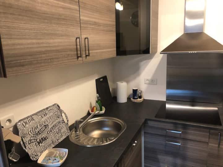 appartement cosy et fonctionnel en duplex