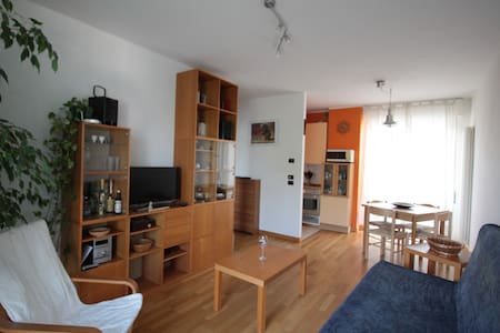 Bright and cosy little flat near city center