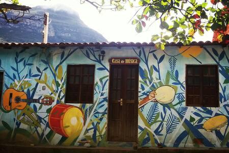 Casap/7pessoasValedoCapão - Caeté-Açu