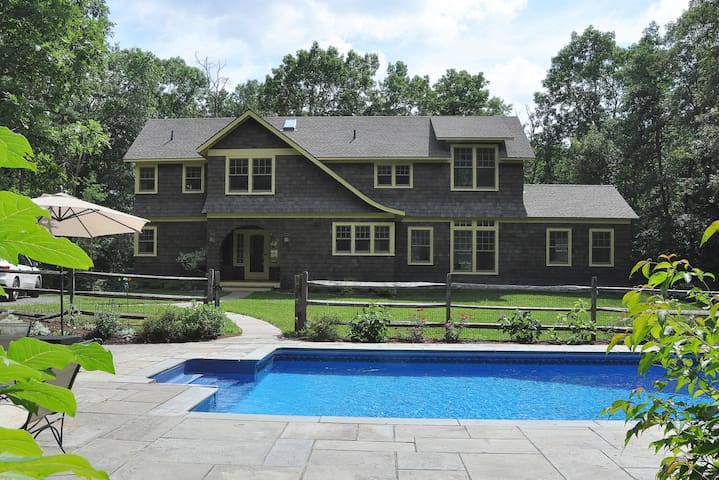 Hudson Vly New Country Home  w/pool - Accord - Ev
