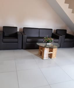 3 BHK Fully Furnished Row House with Garden