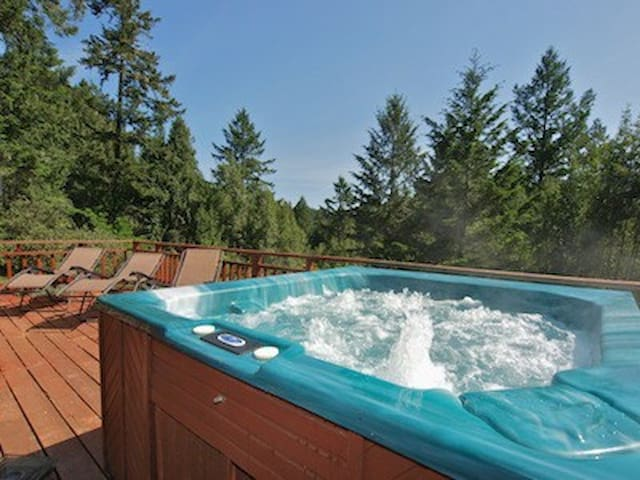 Hummingbird House! Hot Tub! - Forestville - Dům