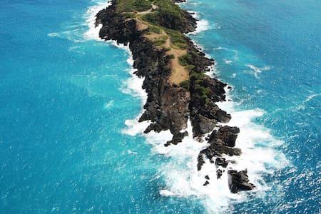 Picara Pearl Villa - 1 OCEANFRONT BR - Magens Bay - St Thomas, U.S. Virgin Islands