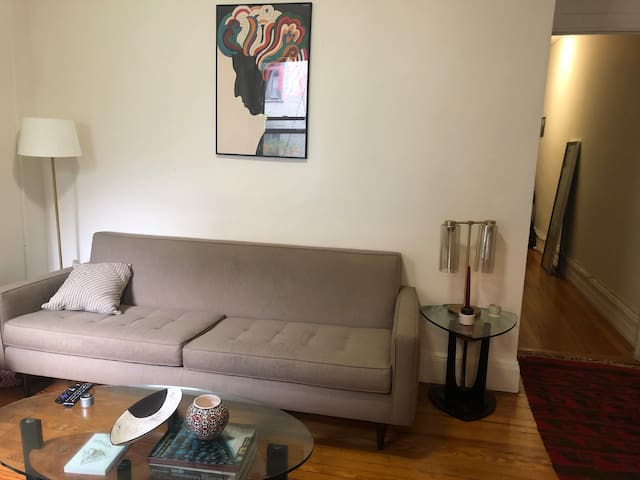 Bright and Spacious One Bedroom near Prospect Park