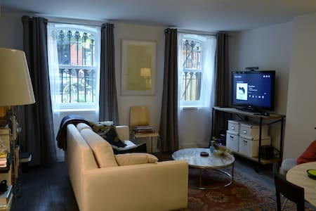 Charming 1-bedroom with garden!