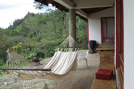 NiceFinca in the  middle of rivers - House