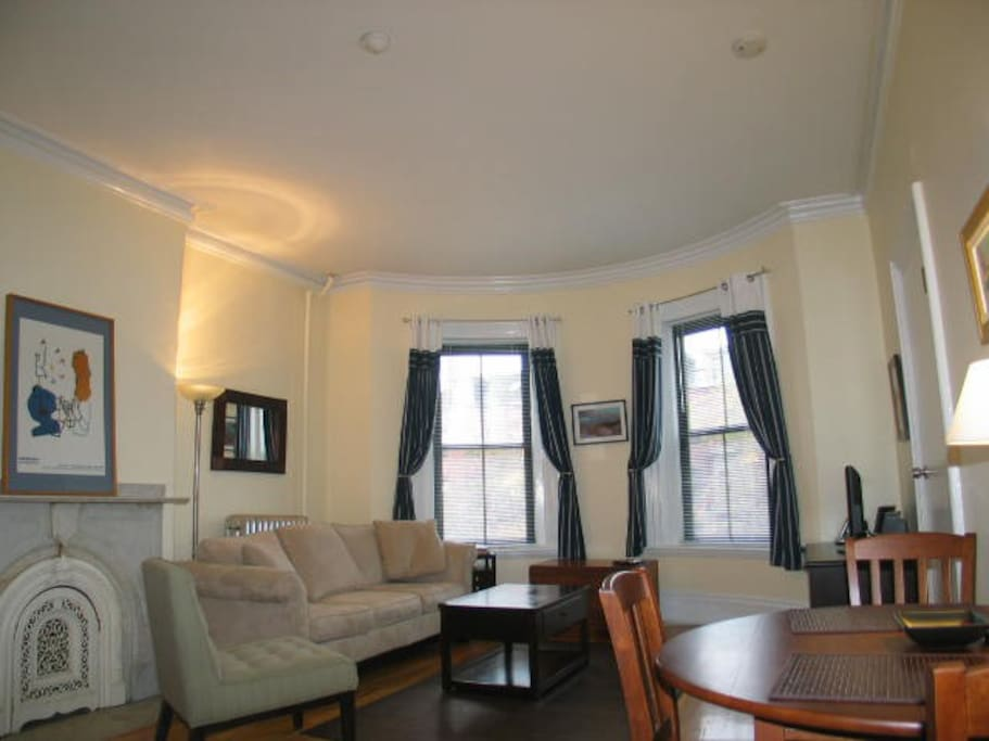 furnished 1 bed apartment copley 5 apartments for rent in boston