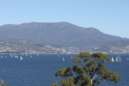 """Jacinta"" - beautiful surroundings - Tranmere, Hobart - Apartament"