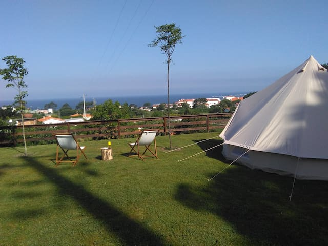 Tenda Glamping 2 - Nature on the Beach & Mountain
