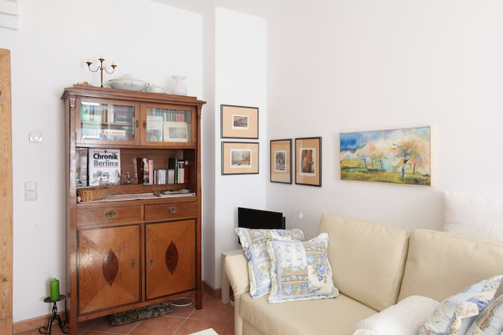 Sweet Home , romantic apartment - Berliini - Huoneisto