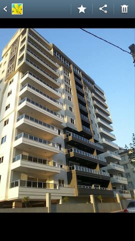 Rent Apartment in Alanya @ New Town
