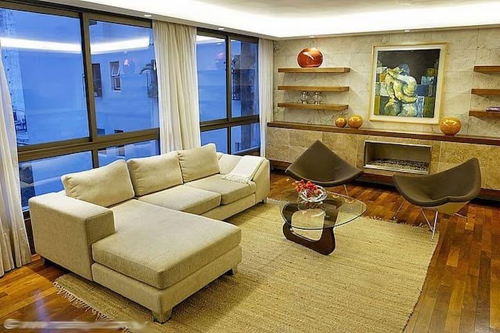 Stunning Duplex in Recoleta - Buenos Aires - Apartment