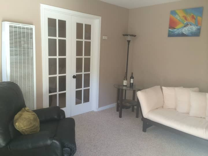 Cozy one bedroom home by downtown