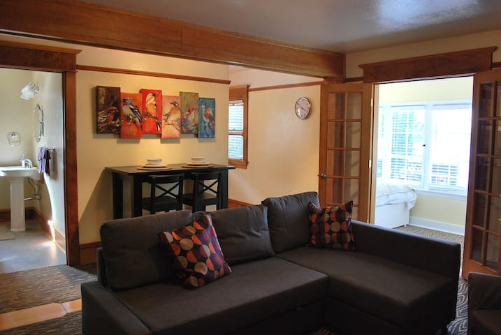 Adorable downtown apartment near UO - Eugene - Appartement