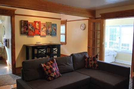 Adorable downtown apartment near UO - Apartment