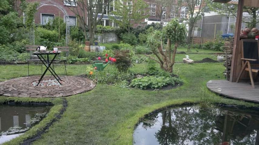 Verassende oase in hartje centrum - Groningen - Talo