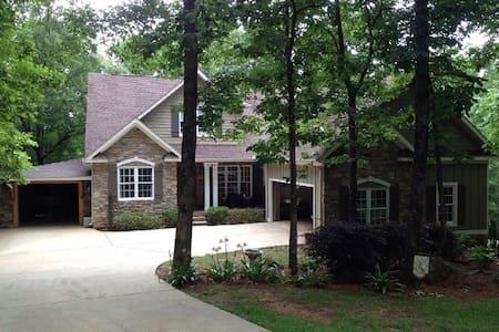 Perfect Gameday house w/ lake veiw - Opelika - Hus
