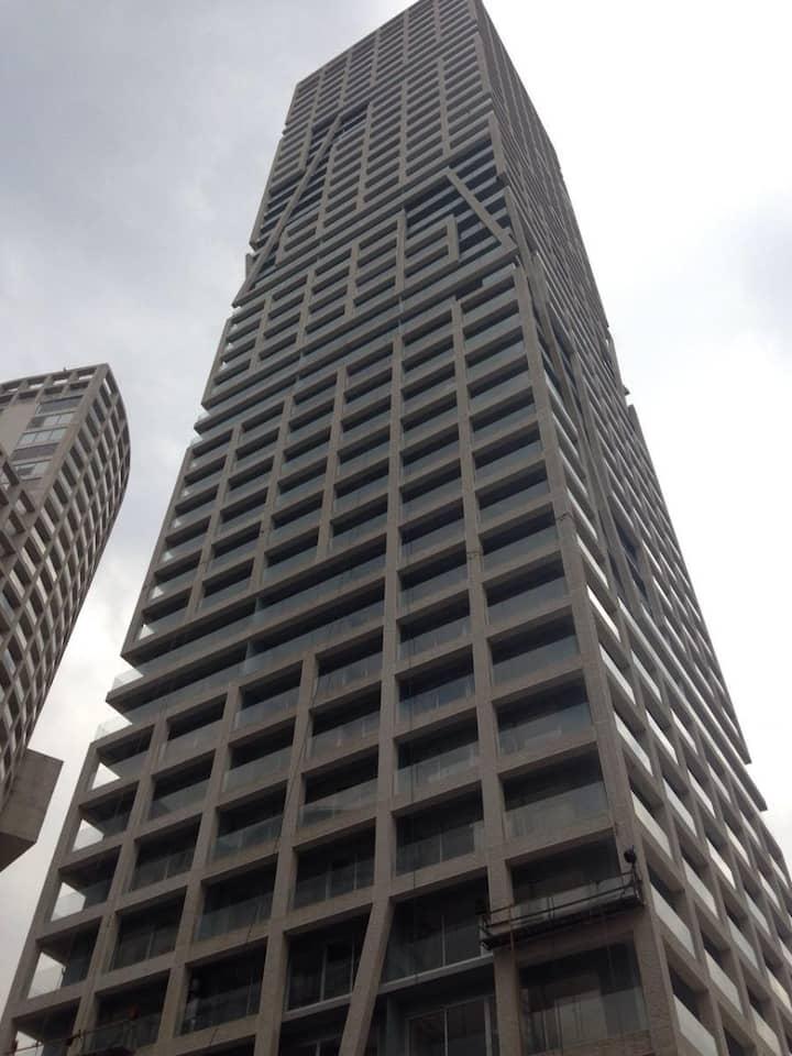Estupendo Departamento Av Santa Fe Peninsula Tower