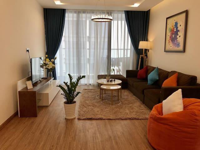 Eurasian apartment